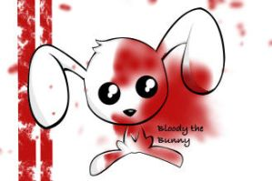 Bloody the bunny by ppchan