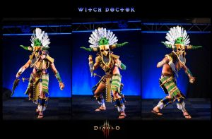Witch Doctor by BrakeHeart