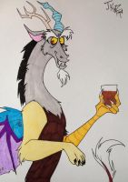 A Glass of Chaos by Rinkusu001