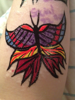 Freedom Butterfly by IntoxicatingKiss