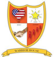 Warrior House Crest by lighthousegraphics