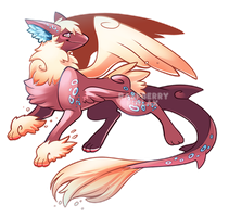 CLOSED FINLAX ADOPTABLE by drunkenpunch