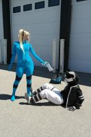 BRAWL by CosplayButterfly