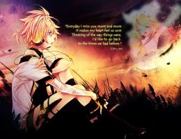 ..Len and Rin.. by KagamineReen