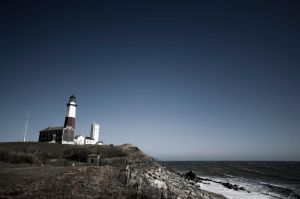 Montauk Light by SensoriumStudios