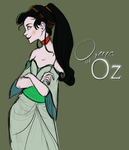 The Lost Princess of Oz by LamourDanimer