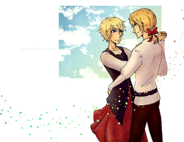 APH: France and Joan of Arc by fliff