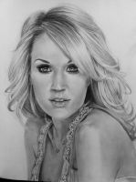 Carrie Underwood by Kelseypaigel
