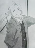 Edward Elric by Sway212