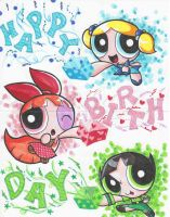 B-day Card PPG by Yang-Mei