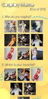 Cosplay Meme 2011 by xRikku-chanx