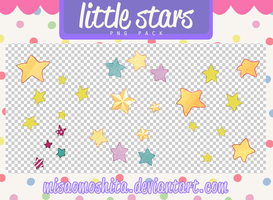 Little Stars by MisaoMoshita