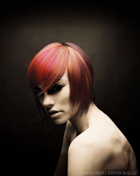JOICO HAIR COLOR - Out Take II by kevissimo