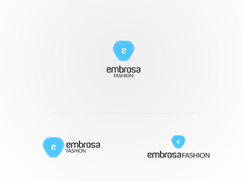 AMBROSA FASHION - logotype by okiz
