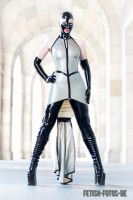 Latex Fashion with Miss Peel by suiluj