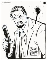 Chiang, Cliff: Get Carter by CJZ