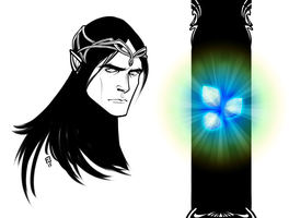 Feanor by falinor4eg