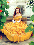 Belle : (7) Sit on the bench by JessyB-Design