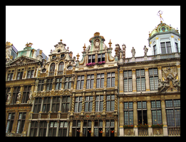 City Life X : Bruxelles by BluePalmTree