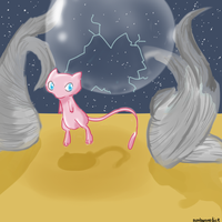 Mew's escape by sunburnedice