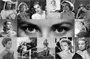 Grace Kelly Eyes by Nestorladouce