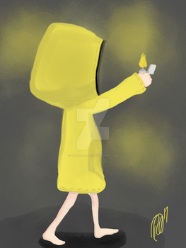 Six From Little Nightmares by RienneCheshire