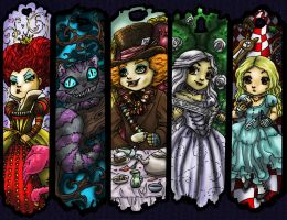 alice in wonderland by Mmystery