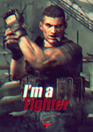 DOA5 - Bayman I'm a fighter 3D effect image by ExistingBox9