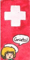 APH: Switzerland Bookmark by spastic-fantastic