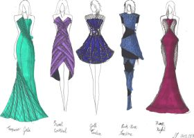 Gothic collection 2 by MadButler