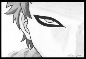 Gaara by Crimson-Roses-Bleed