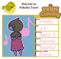 PKMN Crossing: Chelly by Heaven-Cent