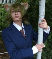 Lamento: Watching out for senpai by cayra