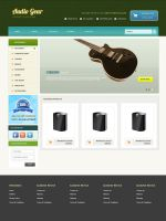 Elegant Shopping Template by mediarays