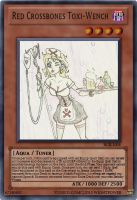 YGO: Red Crossbones Toxi-Wench card by wightpower