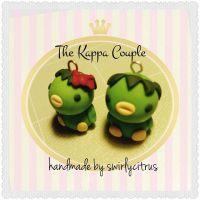 The Kappa Couple by SwirlyCitrus