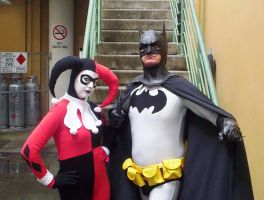 Harley and me by batty9999
