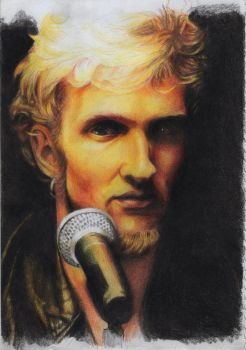 Layne Staley by Algois