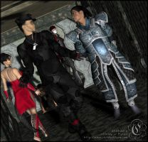 Origins: Snapshots In Time 180 by Childe-Of-Fyre