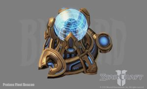 SC2: Protoss Fleet Beacon by PhillGonzo
