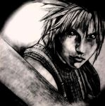 Cloud strife by shorty-antics-27