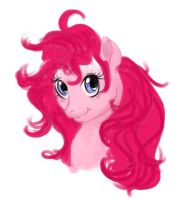Pinkie portait by DonEnaya