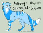 Fox or Wolf AUCTION by Animal-Point-Adopts