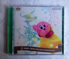 Kirby: Triple Deluxe Soundtrack by extraphotos