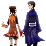 COMM Sanami x Obito by Pchoberry