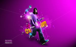 Creative Artwork Cool Stylish by adriano-designs