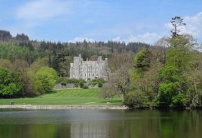 Castlewellan Forest Park - the Castle by UdoChristmann