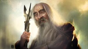 in Memory Of Christopher Lee by muratgul