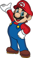 Mario by Tails19950