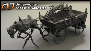 Underworld corpse charioteer by monkeYB07